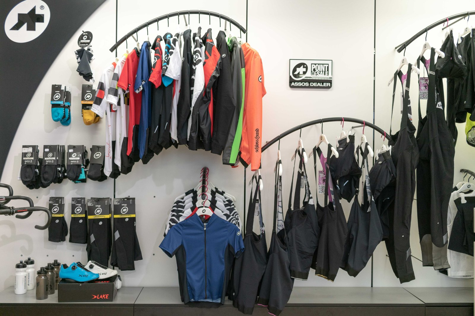 Bauer Sport Ausstellung Assos