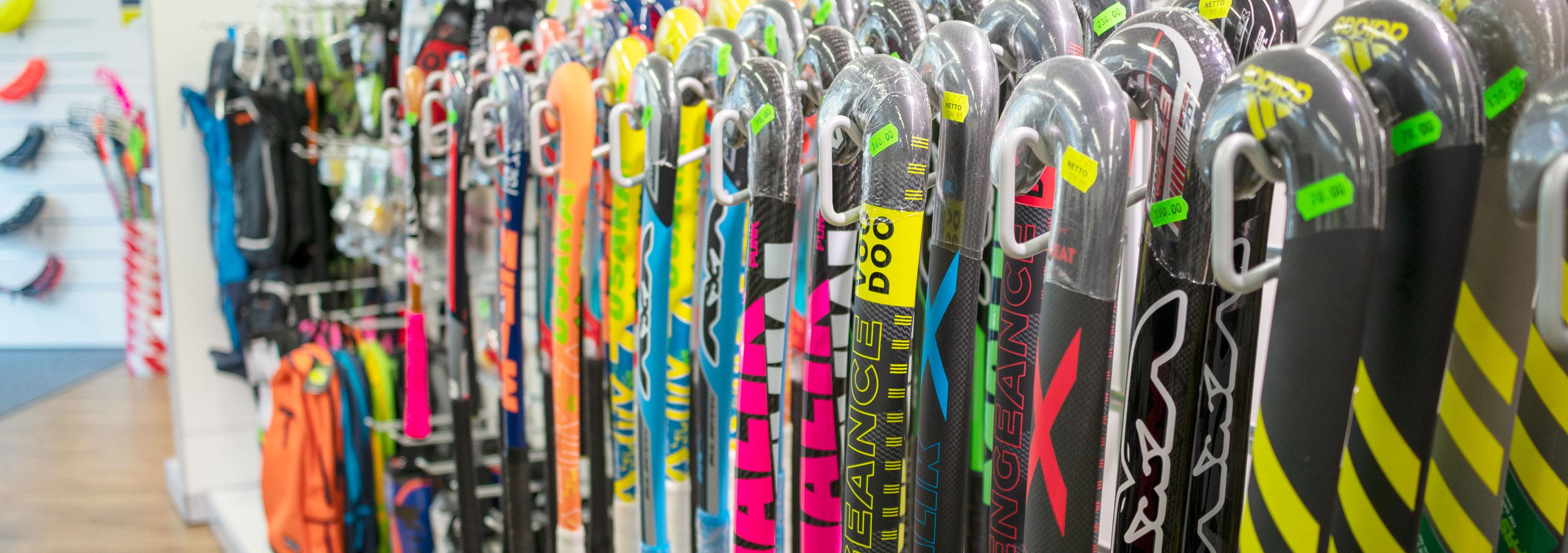 Landhockey Sortiment Bauer Sport