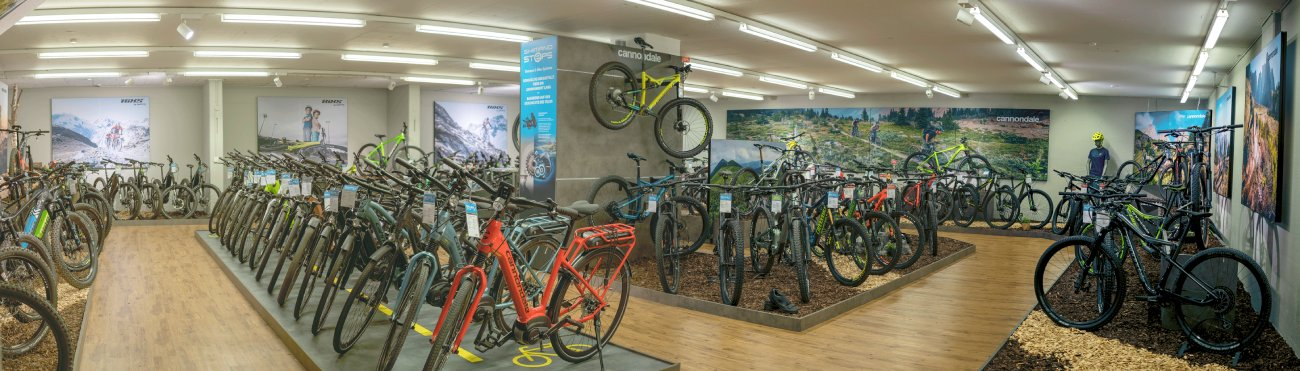 UG – Bike-Ausstellung